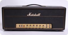 Marshall Super Bass 100w 1973 Black