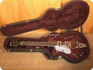 Gretsch Guitars G6119 LH TENNESSEE ROSE LEFT HAND XTRAS 2005 Deep Cherry Stain