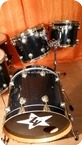 DW Drum Work Shop COLLECTORS SIGNED AND PRE OWNED BY MINISTRY 1996 BlackGold