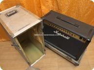 Marshall JCM900 4102 MODEL HI GAIN DUAL REVERB EL34 FLIGHT CASE 1990