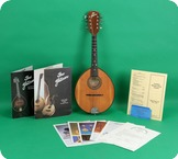 The Flatiron 3M Mandolin 1982 Natural
