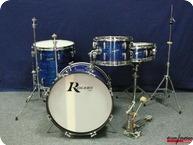 Rogers 60s Vintage Shellset Blue Onyx