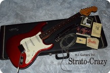 Fender Stratocaster 1966 Candy Apple Red