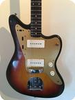Fender Jazzmaster 1958 Sunburst