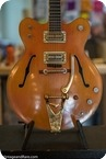 Gretsch 6120 1963 Orange