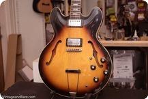 Gibson ES 335 12 String Set Up As 6 String 1968