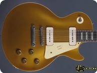 Gibson Les Paul Goldtop 1956 Goldtop Gold Metallic