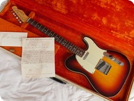 Fender Telecaster Custom 1964 Sunburst