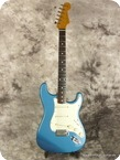 Fender Stratocaster 1999 Lake Placid Blue