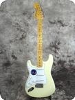Fender Stratocaster Jimi Hendrix Lefthand Model 1997 Olympic White