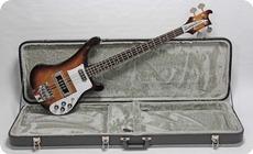 El Maya Bass McCartney Style 1976 Brown Finish