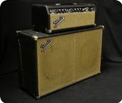 Fender Bassman 1966 Black