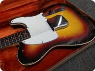 Fender Custom Esquire 1963 Sunburst