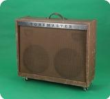 Magnatone 280 Amp Tonemaster Custom 381 1960 Brown