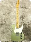 Fender Telecaster 1972 Firemist Silver