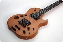 Zeal Guitars The Session 2016 Natural NC Matt