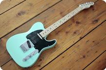 Zeal Guitars AM Custom 2016 Vintage Seafoam Green