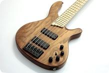 Zeal Guitars TM Custom 2016 Natural Matt