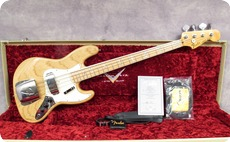 Fender Closet Classic 1970 Jazz 2007 Natural