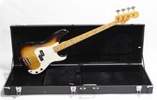 Greco Precision Bass PB 700 Super Real 1980 Tobacco