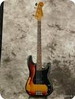 Fender Precision Bass 1977 Sunburst