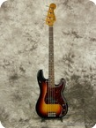 Fender Precision Bass 1979 Sunburst Ref