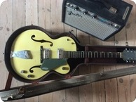 Gretsch Double Anniversary 1960 Two Tone Smoke Green