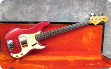 Fender Precision 1964 Candy Apple Red