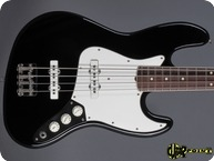 Fender Jazz Bass 1982 Black