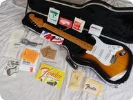 Fender Stratocaster 1954 Limited Edition 1994 Sunburst