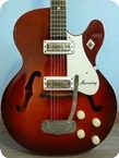 Harmony Rocket H56 1965 Red