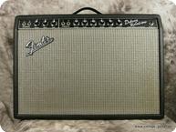 Fender Deluxe Reverb Black Tolex