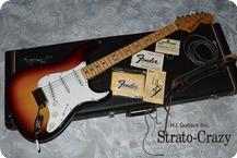 Feder Stratocaster 1974 Sunburst