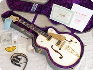 Gretsch White Falcon Custom Shop G6136CST 2007 White