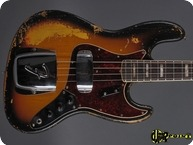 Fender Jazz Bass 1968 3 tone Sunburst