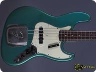 Fender Jazz Bass 1964 Sherwood Green Metallic