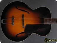 Gibson L 50 1938 Sunburst