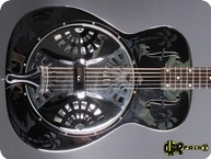 Dobro Model 33H Hawaiian Scenes 1977