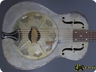 National Duolian 1935 Frosted Duco Finish