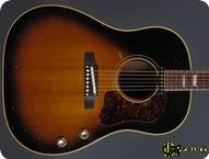 Gibson J 160 E 1966 Sunburst