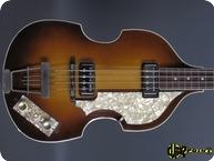 Hfner Hofner 5001 Beatles Bass 1964 Sunburst