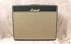 Marshall 1962 Bluesbreaker 2002 Black Tolex