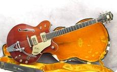Gretsch Chet Atkins Nashville 6120 1966 Walnut