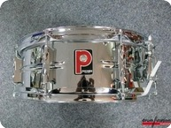 Premier Vintage Steel Snare Steel