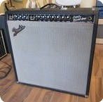 Fender Super Reverb Amp 1965 Black Tolex
