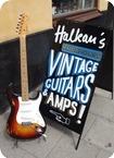 Fender Statocaster 1958 Sunburst