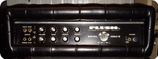 Plush Royal 1060 s 100Watt Tube 1970 Black