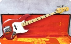 Fender Jazz 1973 Candy Apple Red