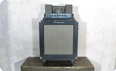 Ampeg B15R 2004 Blue Checked Tolex