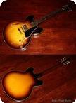 Gibson ES 335 GIE0635 1958 Sunburst